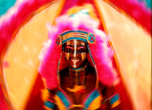 Carnival Dominica